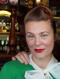A photo of Tamar Christensen