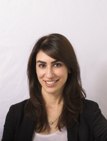 A photo of Nedda Mehdizadeh
