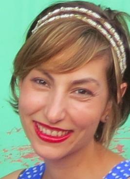 A photo of Shushan Karapetian