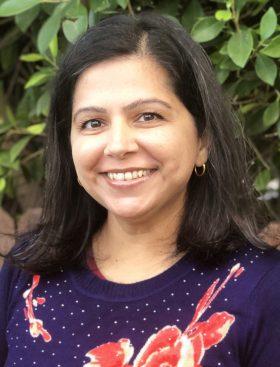 A photo of Jada Patchigondla
